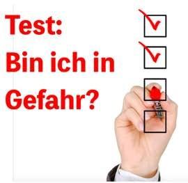 Alkohol ade | Test: bin ich in Gefahr | Zum Buch von Gaby und Bernd Guzek