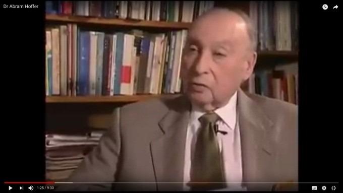 Dr Hoffer über Bill W. von den AA und Niacin (Vitamin B3)