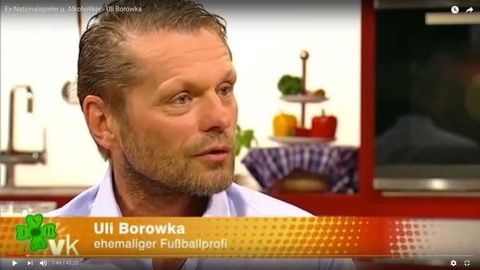 Alkohol im Profifussball - Ex-Profi Uli Borowka