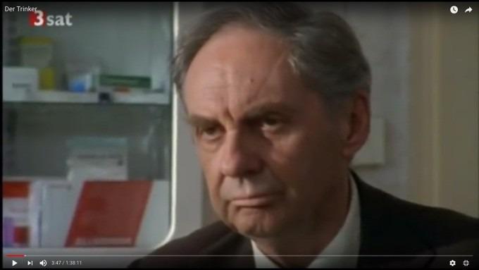 Spielfilm zum Thema Alkoholismus mit Harald Juhnke