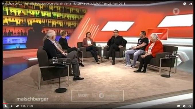 Maischberger: Promille Paradies Deutschland