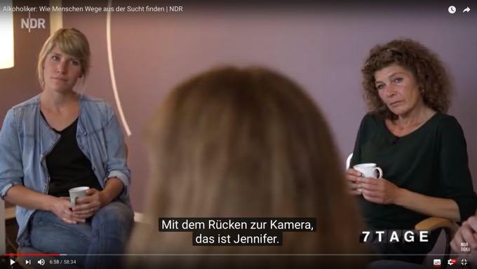 NDR-Doku: Wie Menschen ihren Weg aus der Sucht finden