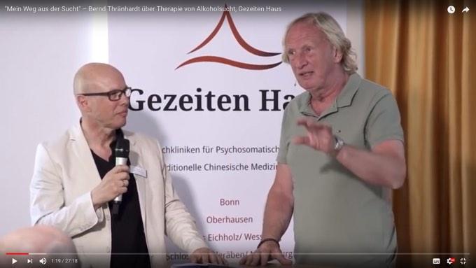 """Sportreporter Thränhardt: """"Die Selbsthilfegruppe hat mir den Arsch gerettet"""""""