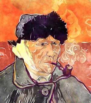 Vincent van Gogh: Alkoholdelir nach Selbstverstümmelung