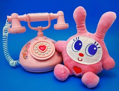Ein Telefonat mit meinen imaginären Freund Harvey