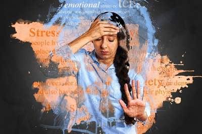 Ich trinke bei Stress, Sorgen und Problemen